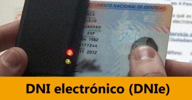 dni electronico